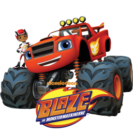 Blaze & the Monster Machines DK