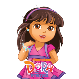 Dora and Friends DK
