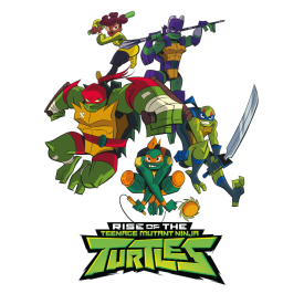 Rise of TMNT