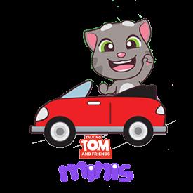 Talking Tom minis
