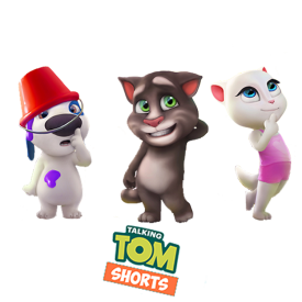Talking Tom Shorts