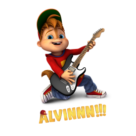 Alvinnn!!!! And the Chipmunks