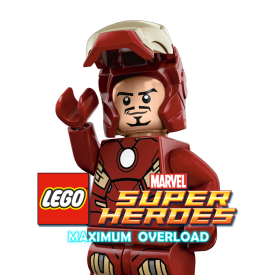 Lego Marvel Superheroes DK